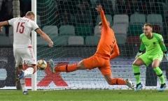 Đánh bại Belarus, De Ligt nói điều thật lòng
