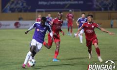 Omar ghi bàn thắng gây tranh cãi, CLB Hà Nội thẳng tiến vào chung kết