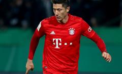 Lewandowski ngồi dự bị, Bayern suýt bị loại ở Cúp Quốc Gia