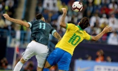 Rivaldo: 'Tôi rất buồn khi Brazil trao áo số 10 cho cậu ta'