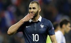 'Cửa nào' để Benzema khoác áo đội tuyển thứ 2
