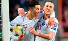"""Ronaldo: """"Tôi đang rất hạnh phúc"""""""
