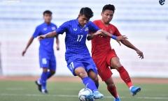 Quật ngã Thái Lan, Indonesia tạo sức ép lên U22 Việt Nam