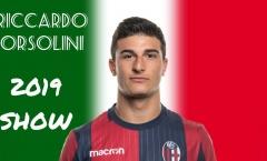Ngôi sao đang lên: Riccardo Orsolini