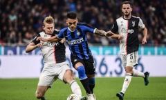 Bị Chủ tịch Inter Milan chỉ trích, BTC Serie A thay đổi số phận trận Derby d'Italia