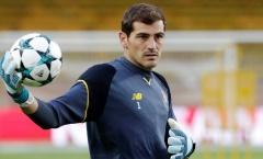 Bị cảnh sát khám nhà, Iker Casillas phá vỡ im lặng