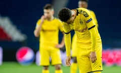 Sancho gục ngã và đăng đàn ẩn ý, lộ dấu hiệu 'chán ngấy' Dortmund?