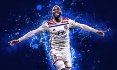 Moussa Dembele và sự thăng tiến vượt bậc ở Lyon