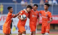Phá lưới Huế, Hà Đức Chinh vẫn khiến HLV Huỳnh Đức 'buồn' lòng
