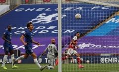 10 hình ảnh ấn tượng trận Arsenal 2-1 Chelsea: 'Oan uổng' Kovacic?