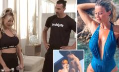 Ibrahimovic dính tin đồn ngoại tình với nữ MC bốc lửa Diletta Leotta
