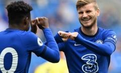 Werner khai hỏa, Chelsea thiệt đơn thiệt kép sau trận hòa Brighton