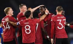 Cái tên không ngờ tỏa sáng, Man Utd hạ gục đối thủ 3 bàn không gỡ