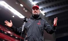 Tái đấu Arsenal, Jurgen Klopp nói 1 câu về đội hình của Mikel Arteta