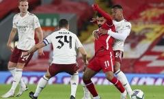 NHM Arsenal phấn khích: 'Salah có vẻ vừa vặn với cái túi của ngôi sao đó'