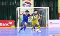 Lượt 10 giải futsal VĐQG - Phản công sắc bén, Quảng Nam giành chiến thắng trước Cao Bằng