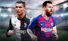 'Messi hay Ronaldo? Bạn biết câu trả lời của tôi rồi đấy!'