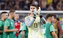 Trắng lưới trên tuyển, Kepa lấy lại tự tin sau khi bị 'ra rìa' ở Chelsea