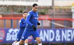 Sao trẻ Chelsea ghi bàn giúp đội nhà phá dớp 60 năm