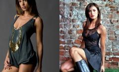 Elisabetta Canalis - Siêu mẫu phá hủy cả sự nghiệp của sao Serie A
