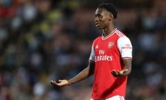 NHM Arsenal phát cuồng: 'Cậu ta hay hơn cả Lacazette, đưa lên đội 1 ngay'