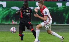 Được cả huyền thoại M.U và Liverpool khen ngợi, 'De Ligt mới' nói gì?