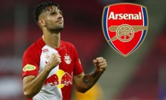 Lại tỏa sáng, 'nhạc trưởng' RB Salzburg khiến fan Arsenal phát cuồng