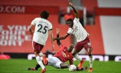 Fan Arsenal: 'Không phải Partey, cậu ấy mới là Cầu thủ xuất sắc nhất trận'