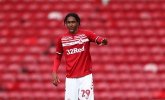 Djed Spence - 'Cơn lốc' cánh phải cho Premier League tranh đoạt