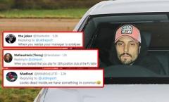 Telles thất thểu đến Carrington, CĐV Man Utd được dịp 'cà khịa' đội nhà