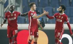 Liverpool thắng hủy diệt, Salah gửi 1 thông điệp cho 'cạ cứng' mới