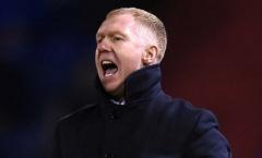 Paul Scholes: 'Họ không đủ khả năng chơi bóng cho Man United'