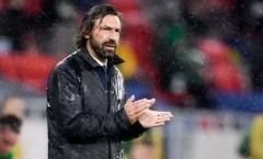Thắng đậm Ferencvaros, Pirlo vẫn than phiền vì 1 lý do