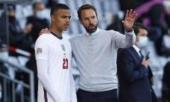 HLV ĐT Anh lý giải việc tiếp tục không triệu tập 'trai hư' Man Utd