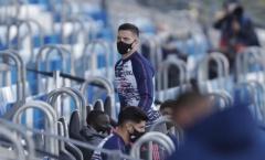 Bị Zidane 'giam cầm', 'bom tấn' đếm ngày rời Madrid ngay tháng Giêng