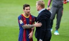 'Messi chẳng hại ai ở Barca, ông ấy nên thốt ra những lời đúng đắn...'