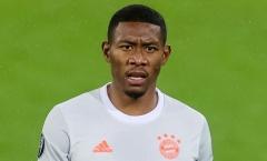 Sau tất cả, tình hình hiện tại của Alaba tại Bayern Munich đã được làm rõ