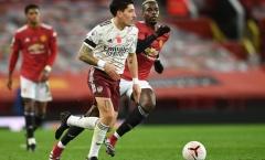 XONG! Thăng hoa ở Arsenal, 'ác mộng' của Pogba được thưởng lớn