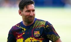 Barca đại thắng, Koeman nói thẳng nguyên nhân để Messi ngồi dự bị
