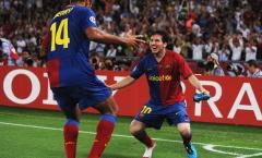 Messi nhận chỉ trích, Henry lên tiếng: 'Đôi khi tôi cũng đi bộ đấy thôi'