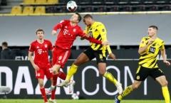 TRỰC TIẾP Dortmund 2-3 Bayern (Kết thúc): Đỉnh cao mãn nhãn