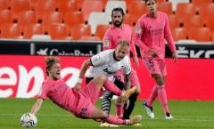 Đại bại trước Valencia, Real của Zidane bộc lộ 3 'điểm yếu chết người'