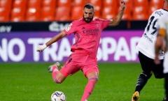 Thua thảm Valencia, Real lại tá hỏa với tin buồn từ 'khẩu trọng pháo'