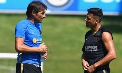 SỐC! Vì Sanchez, Inter Milan và HLV Chile liên tục 'khẩu chiến'