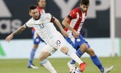 Vận đen đeo bám Messi, Argentina đứt mạch trận toàn thắng