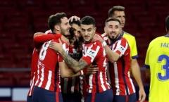 'Siêu vũ khí' hoà nhập tốt, Atletico tự tin đánh chiếm La Liga