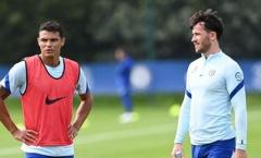 """Ben Chilwell: """"Thiago Silva luôn làm điều này với tôi"""""""