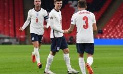 Tuyển Anh bị đá văng khỏi Nations League và 3 dấu hỏi dành cho Southgate