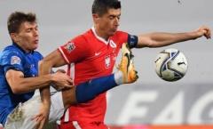 Lewandowski bế tắc, Ý bất bại qua mặt Hà Lan chiếm ngôi đầu bảng