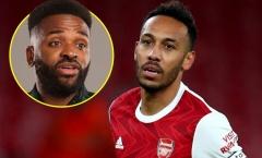 'Cầu thủ Arsenal đó là cái tên đẳng cấp thế giới? Nghe vui tai đấy'